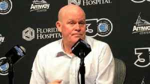 Video: Magic coach Steve Clifford miffed after loss to Pistons [Video]