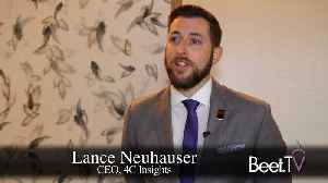 4C's Neuhauser On The Evolution Of Ad-Tech Fees [Video]