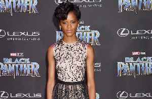 Letitia Wright: Faith saved me from depression [Video]