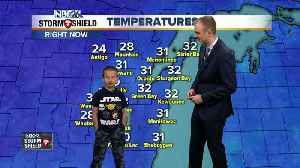 Meet Eli Maitland, our NBC26 Weather Kid of the Week! [Video]