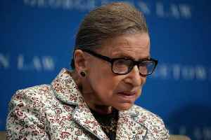 Supreme Court Justice Ruth Bader Ginsburg hospitalized after fall [Video]