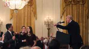 CNN's Jim Acosta Accuses Sarah Sanders of Lying About Reason for Pulled Credentials