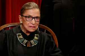 News video: SCOTUS Justice Ruth Bader Ginsburg Hospitalized With Fractured Ribs
