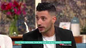Giovanni Pernice Grilled Over 'Strictly' Romance Rumours [Video]