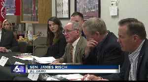 Idaho dairy producers meet with legislators [Video]