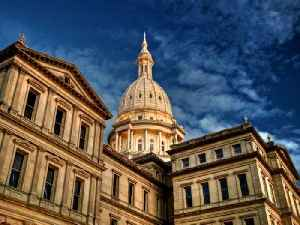 News video: Michigan History Throwback: Michigan State Capitol Dome