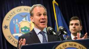 Former NY AG Eric Schneiderman Won't Face Charges of Abuse [Video]