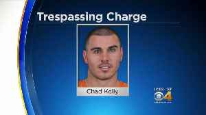 Chad Kelly Appears In Court Again In Trespassing Case [Video]
