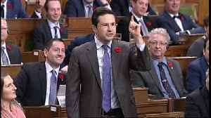Poilievre Delivers Message To Trump In Question Period [Video]