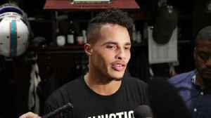 Kenny Stills looking forward to playing in front of family in Green Bay [Video]