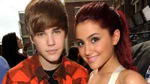 Are Justin Bieber & Ariana Grande Collaborating?! JB Praises 'Thank You, Next' [Video]
