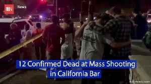 Another Mass Shooting Horror In California [Video]