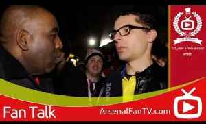 Arsenal 3 West Ham 1 - We Showed Fight When Podolski Came On - ArsenalFanTV.com [Video]
