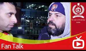 Arsenal 2 Southampton 0 - Greek Gooner Pleased With Giroud - ArsenalFanTV.com [Video]