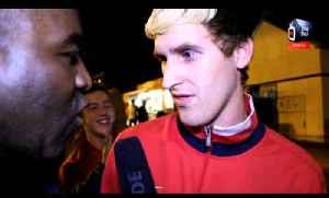 Arsenal FC 4 West Brom 3 (Pens) - Blondie Speaks to Robbie after The Win - ArsenalFanTV.com [Video]
