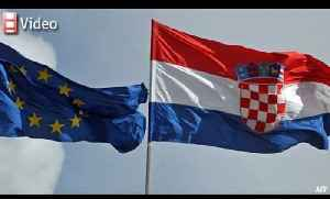 Croatia joins the EU: Eight years in the making [Video]