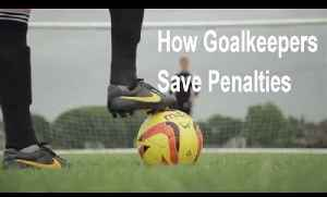 How can a goalkeeper save a penalty? | The Economist [Video]
