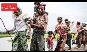 Myanmar's persecuted Rohingya refugees   The Economist [Video]