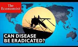 Disease around the world: mapping the contagion | The Economist [Video]
