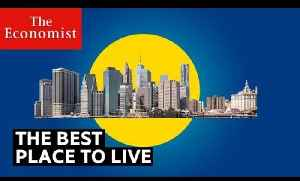 Where is the world's most liveable city?   The Economist [Video]