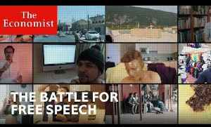 YouTube's battle for free speech | The Economist [Video]