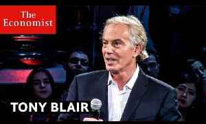 Tony Blair on the future of liberalism | The Economist [Video]