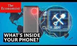 Where does your phone come from? | The Economist [Video]