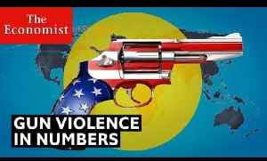 Mapping global gun violence | The Economist [Video]