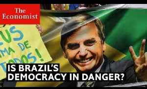Why could Brazil's democracy be under threat? | The Economist [Video]