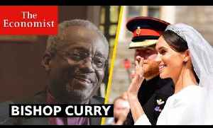 Reverend Curry on Meghan, Harry and America | The Economist Podcast [Video]