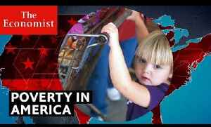 Mapping poverty in America | The Economist [Video]