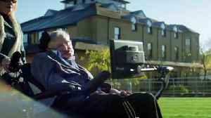 Stephen Hawking's Wheelchair Sold For Nearly $400,000 At Auction [Video]