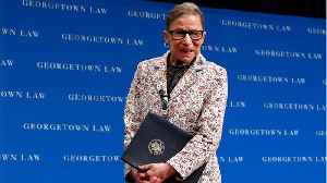 RBG Is Already Up And Working [Video]
