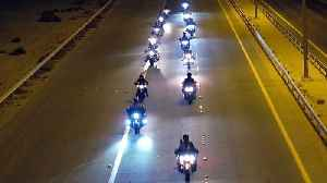 Bahrain Bikers gear up to drive MENA road safety forward [Video]