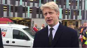 Jo Johnson Quits Theresa May's Government Over Her Brexit Plans [Video]