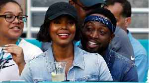 News video: Dwyane Wade & Gabrielle Union Welcome Baby Girl