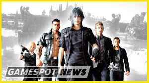 Final Fantasy 15 DLC Canceled As Director Leaves [Video]