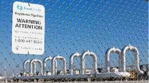 U.S. Judge Halts Keystone XL Oil Pipeline [Video]