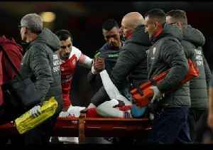 Get Well WELBZ!!! | Arsenal's Danny Welbeck Suffers Horrific injury! [Video]