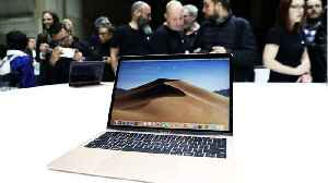 The Pros And Cons Of Apple's New MacBook Air [Video]