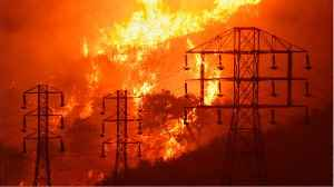 California Utility Stocks Plummet As Wildfires Spread [Video]