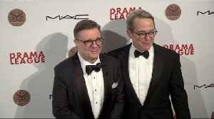 Matthew Broderick and More Honor Nathan Lane at The Drama League's Annual Benefit Gala in NYC [Video]