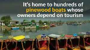 Cleaning campaign launched in Kashmir's famous Dal lake [Video]