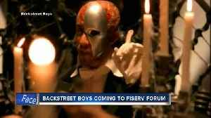 Backstreet Boys to perform at Fiserv Forum in 2019 [Video]