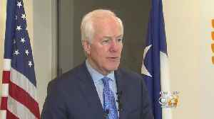 Cornyn Not Interest In AG Job; Plans To Seek Reelection [Video]