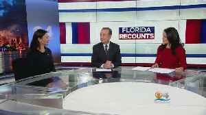 News video: Candidate For Florida Agriculture Commissioner Nikki Fried Joins CBS4 News At 7