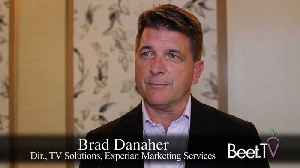Experian's Danaher On Data Marketplace Disruption [Video]