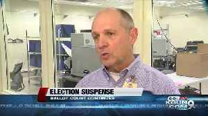 Lots of vote counting left for Pima County [Video]
