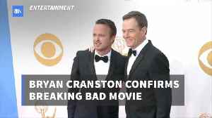 A Breaking Bad Movie Is Coming [Video]