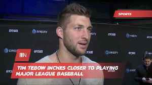 Will Tim Tebow Play Major League Baseball [Video]